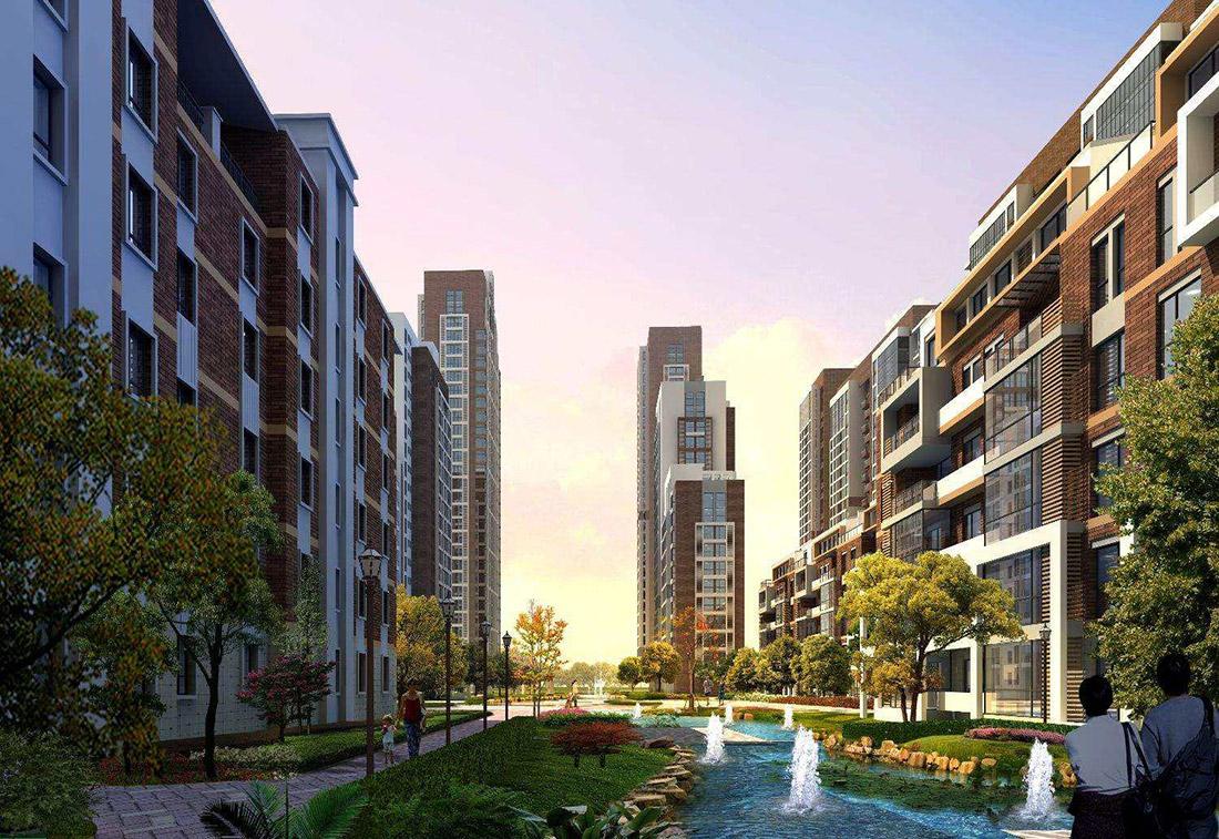 现代小区建筑规划设计原则总结