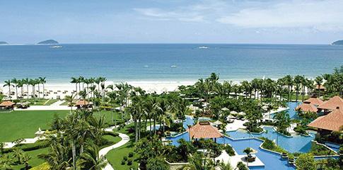 旅游度假酒店景观设计的五大原则总结