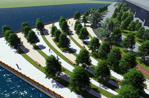 东莞市高埗镇某村特色村庄规划设计方案