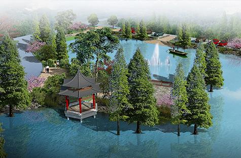 东莞市高埗镇某村宜居工程规划设计方案