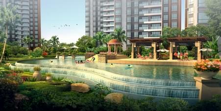 东莞某小区园林景观设计方案