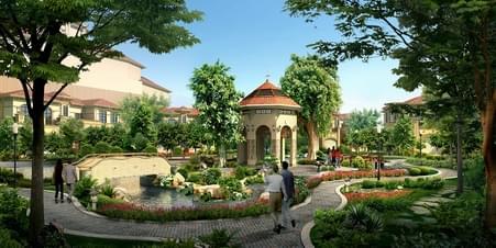 辽宁某小区园林景观设计方案