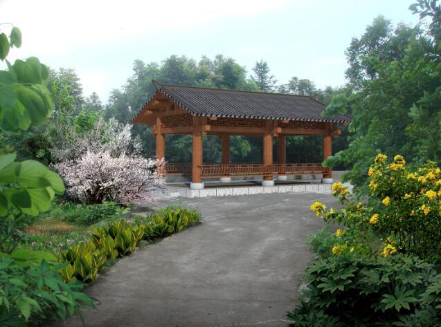 东莞市桥头镇某社区美丽幸福村居规划设计方案