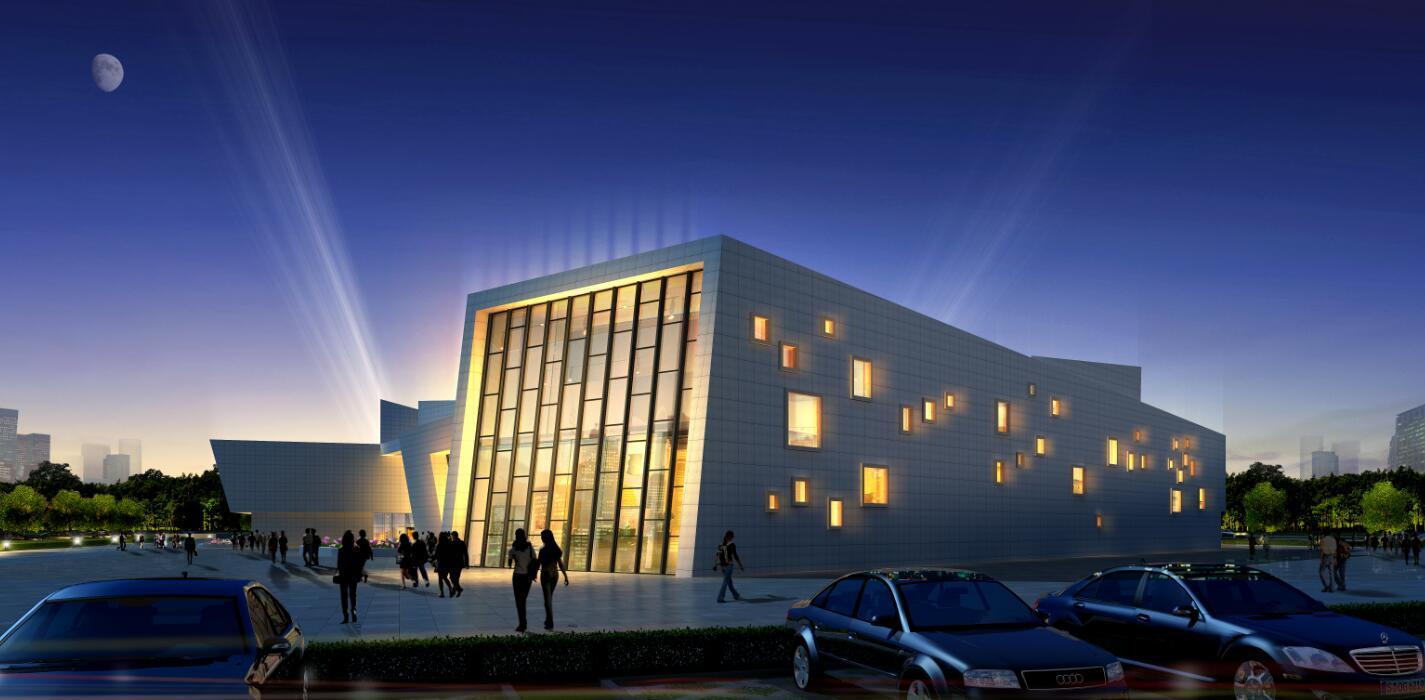 歌剧院建筑设计方案