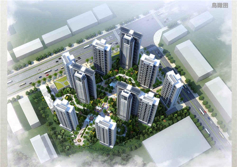 柳州市住宅小区规划设计