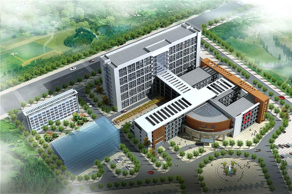 高埗医院规划设计
