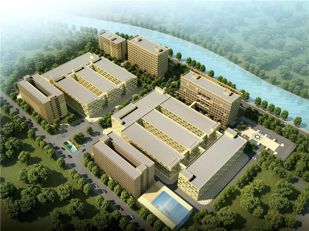 铭丰包装集团厂区规划设计