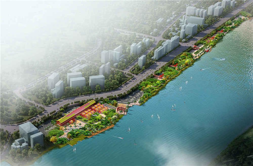 滨江公园规划设计