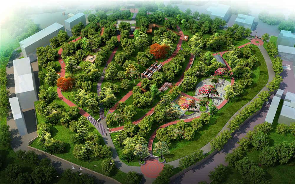 田新村公园规划设计