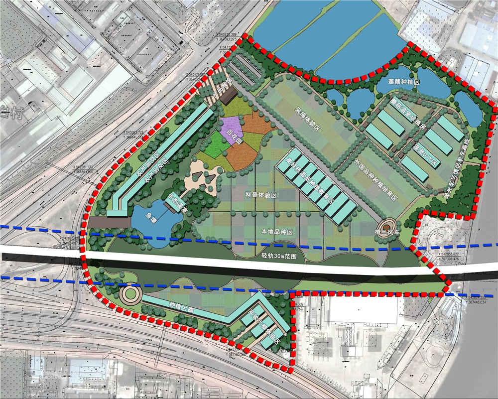 道滘都市农业园规划设计