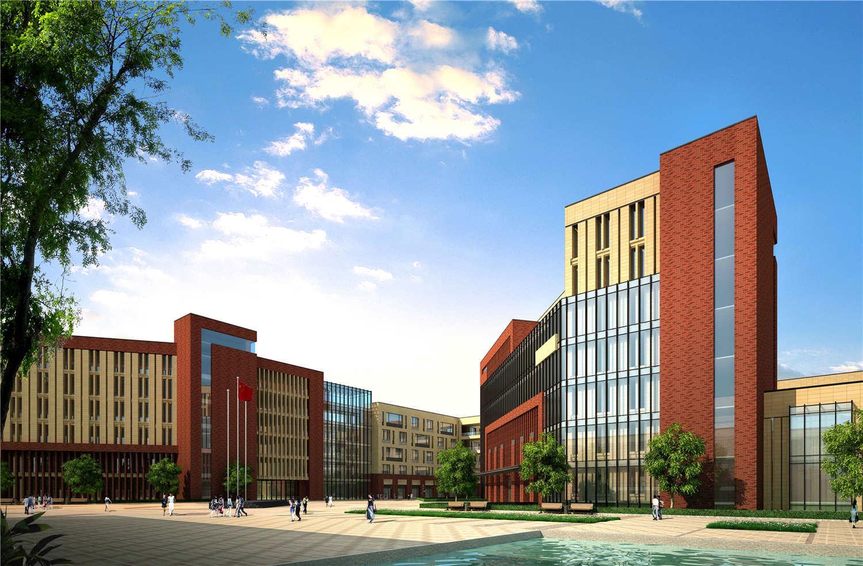 乐平中学建筑设计