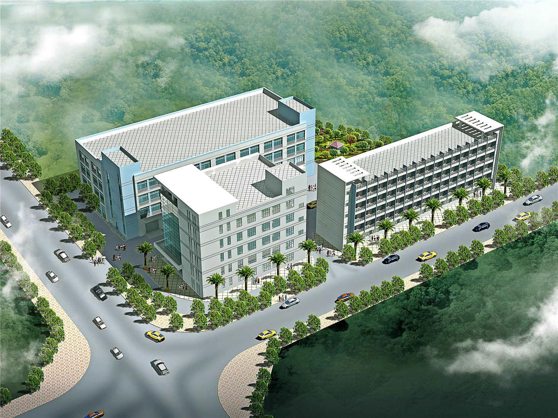 恩典皮具工业厂区设计规划