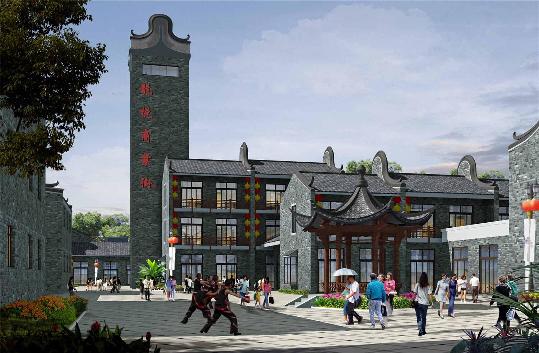 德庆县悦城龙母祖庙风景旅游区修建性详细规划