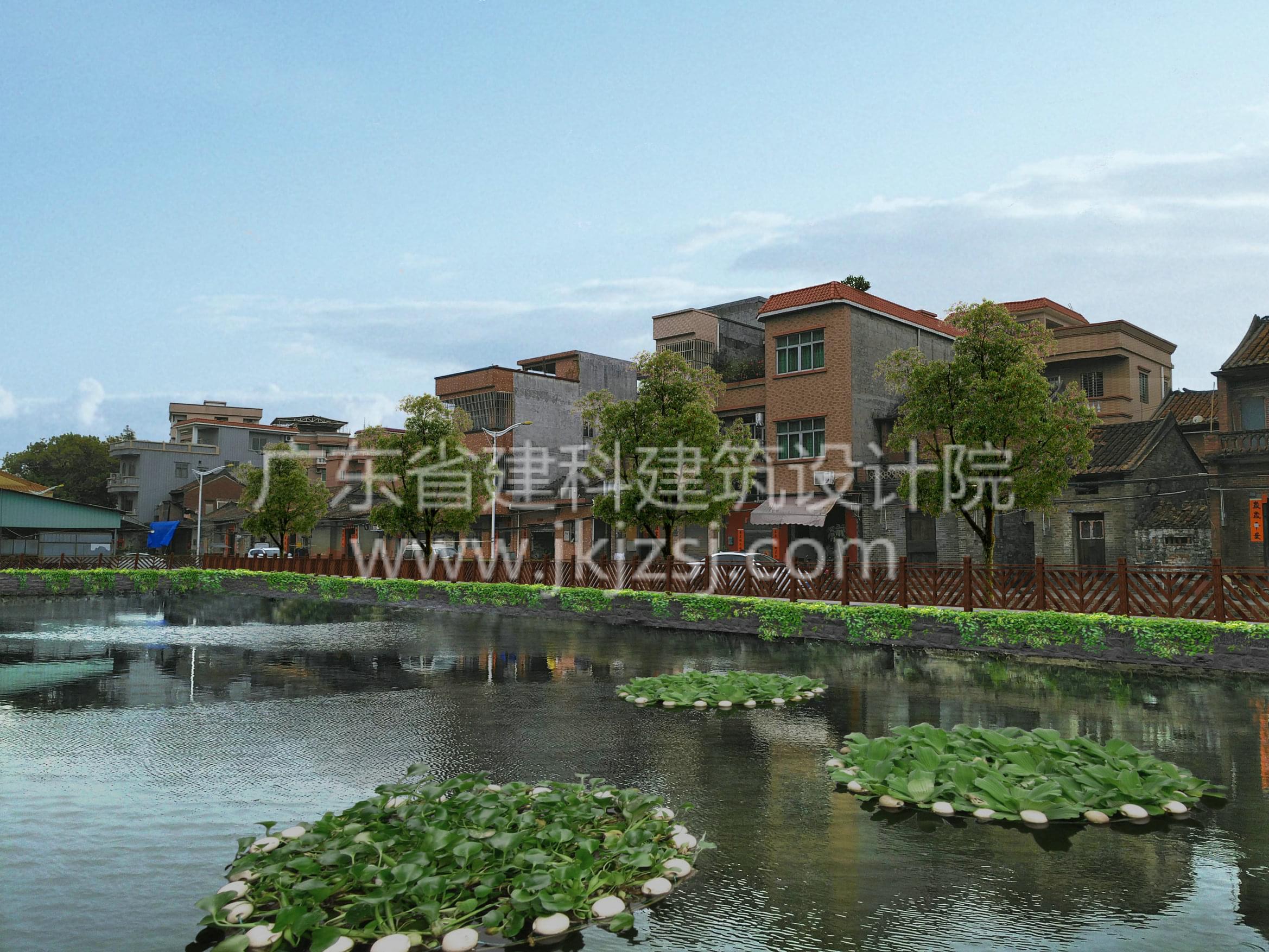 高埗镇低涌村美丽幸福村居规划设计