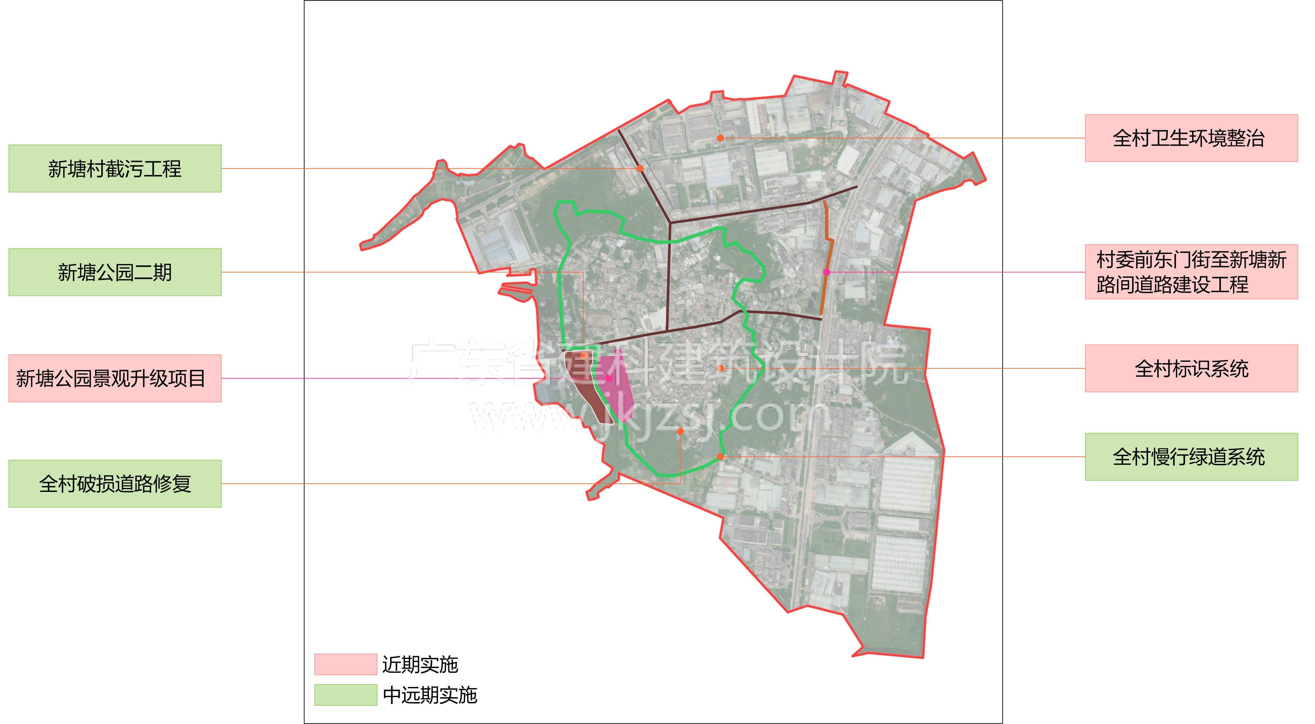 大岭山镇新塘村美丽幸福村居建设行动计划