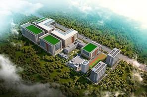 东莞辰达电器厂区规划设计