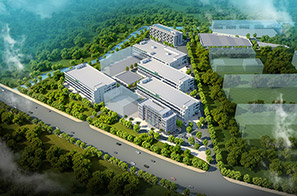 惠州启宏厂区规划设计