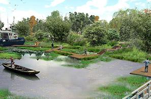 道滘镇大罗沙文化生态特色村工程