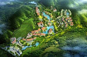 碧森养老养生度假村项目规划设计