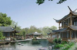 惠州市云龙山庄规划设计