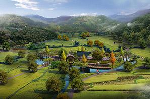 河源市天颐园观光休闲农业度假村控制性详细规划