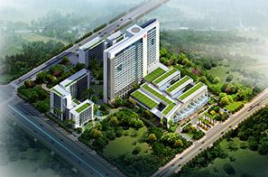 云南心脑血管病医院新建项目规划设计