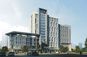 广东省皮肤性病防治中心改造工程建筑方案设计