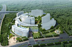 中山大学肿瘤防治中心中新知识城院区设计