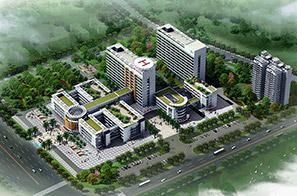 蚌埠市中医医院新院区规划设计