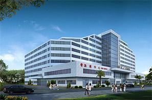 广东医学院附属医院门诊大楼装修工程设计
