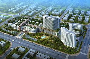 白云区人民医院规划设计