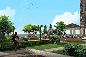 连州现代国际广场景观设计方案