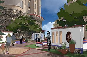 恩平市温泉里景观规划设计方案