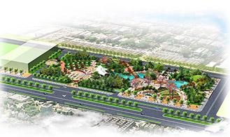 德庆县市政中心广场景观规划设计