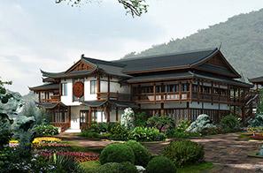 柳州市马鹿山公园景观规划方案设计方案