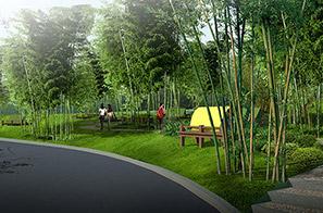 河源市天颐园观光休闲度假村园林景观设计概念方案