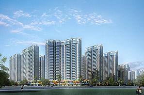 柳州颐华城商业住宅楼