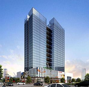 德俊中心商业办公楼