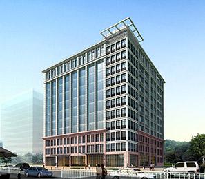 鹏达商业办公楼设计