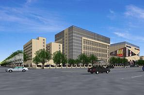 龙星玩具工业厂区建筑改造设计