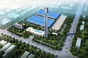 快意电梯工业厂房设计