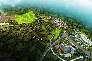 碧森旅游度假中心概念性规划设计