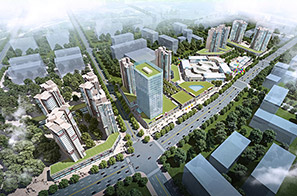 肇庆市综合体规划设计