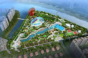 东莞市樟木头滨江水上世界主题公园规划方案