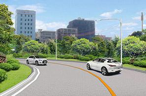 东莞市横沥镇某村美丽幸福村居规划设计方案