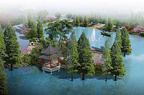 高埗镇芦村宜居工程规划设计