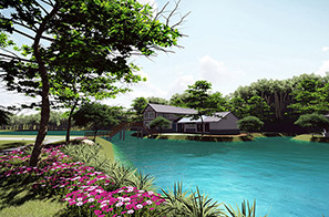 大岭山镇连平村美丽幸福村居规划设计