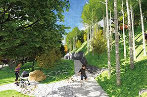 太公岭公园景观设计