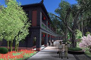 东莞市道滘镇某村美丽幸福村居生态保育规划设计方案