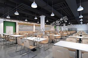 办公楼饭堂设计